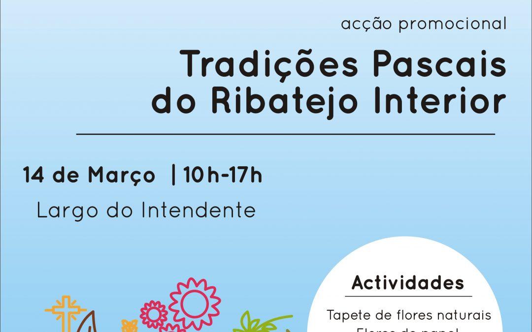 Tradições pascais do Ribatejo Interior em Lisboa
