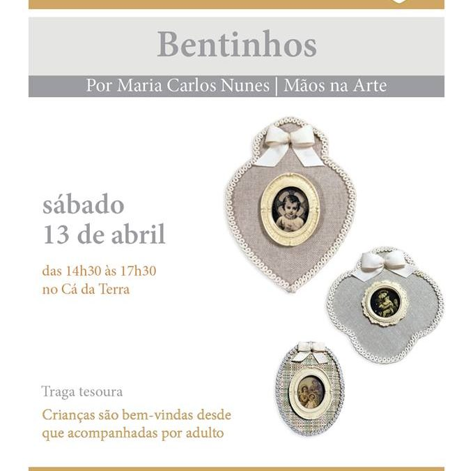 Workshop de Bentinhos