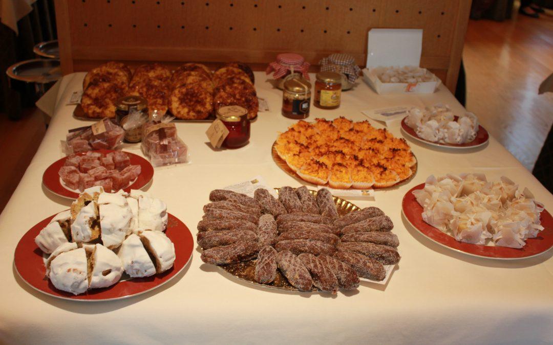 Acção promocional de produtos locais do Ribatejo Interior no FIMS
