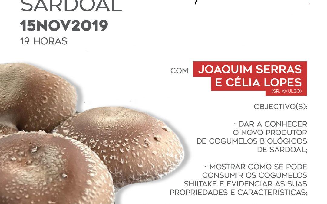 Merendas com Personalidade com Joaquim Serras e Célia Lopes
